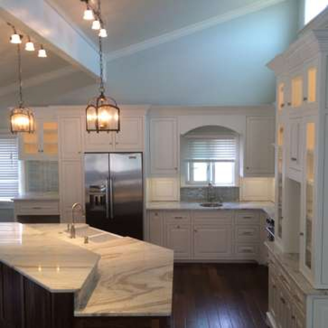Get started on your kitchen countertop installation in Cape May Court House, New Jersey