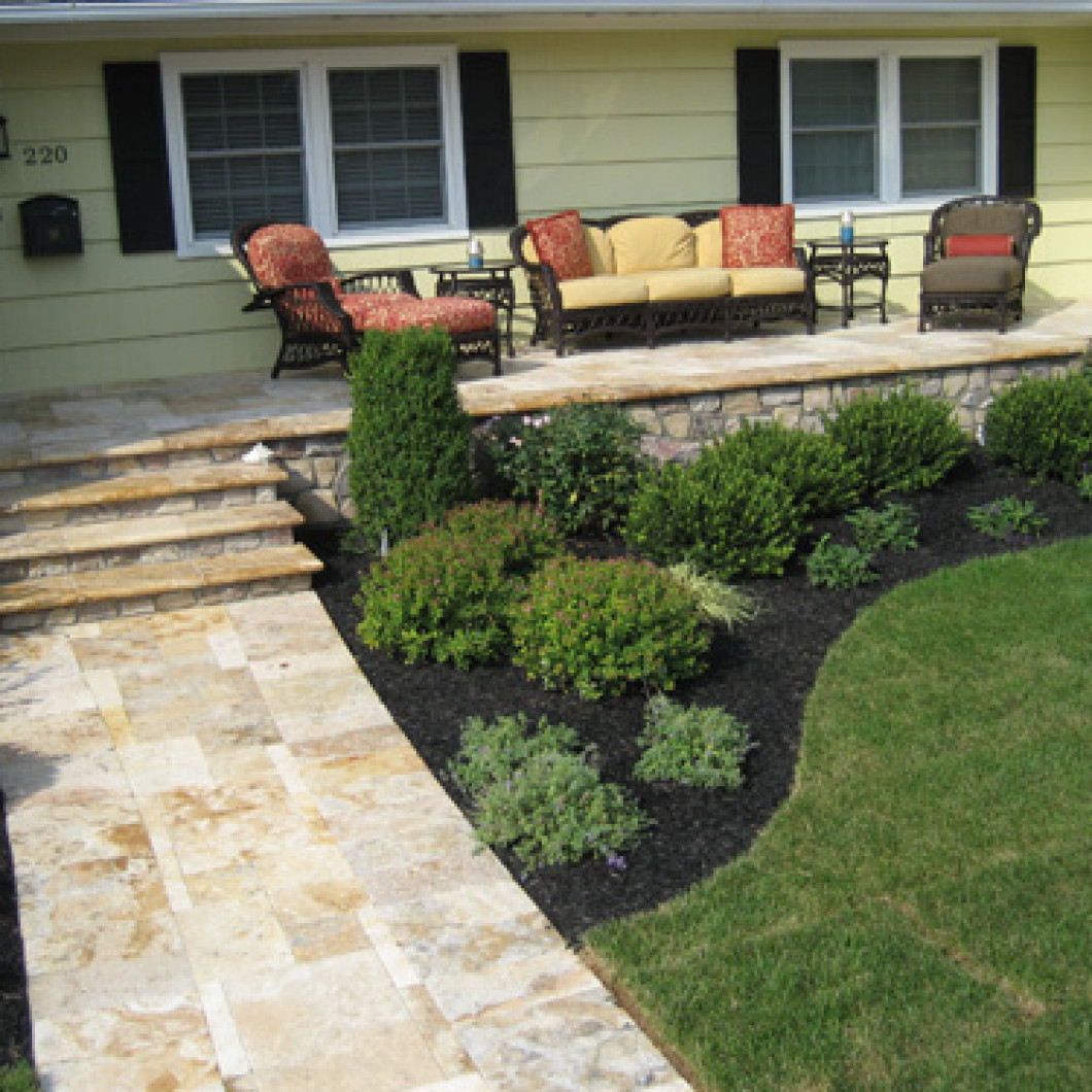 Purchase hardscaping supplies from our showroom in Cape May Court House, New Jersey