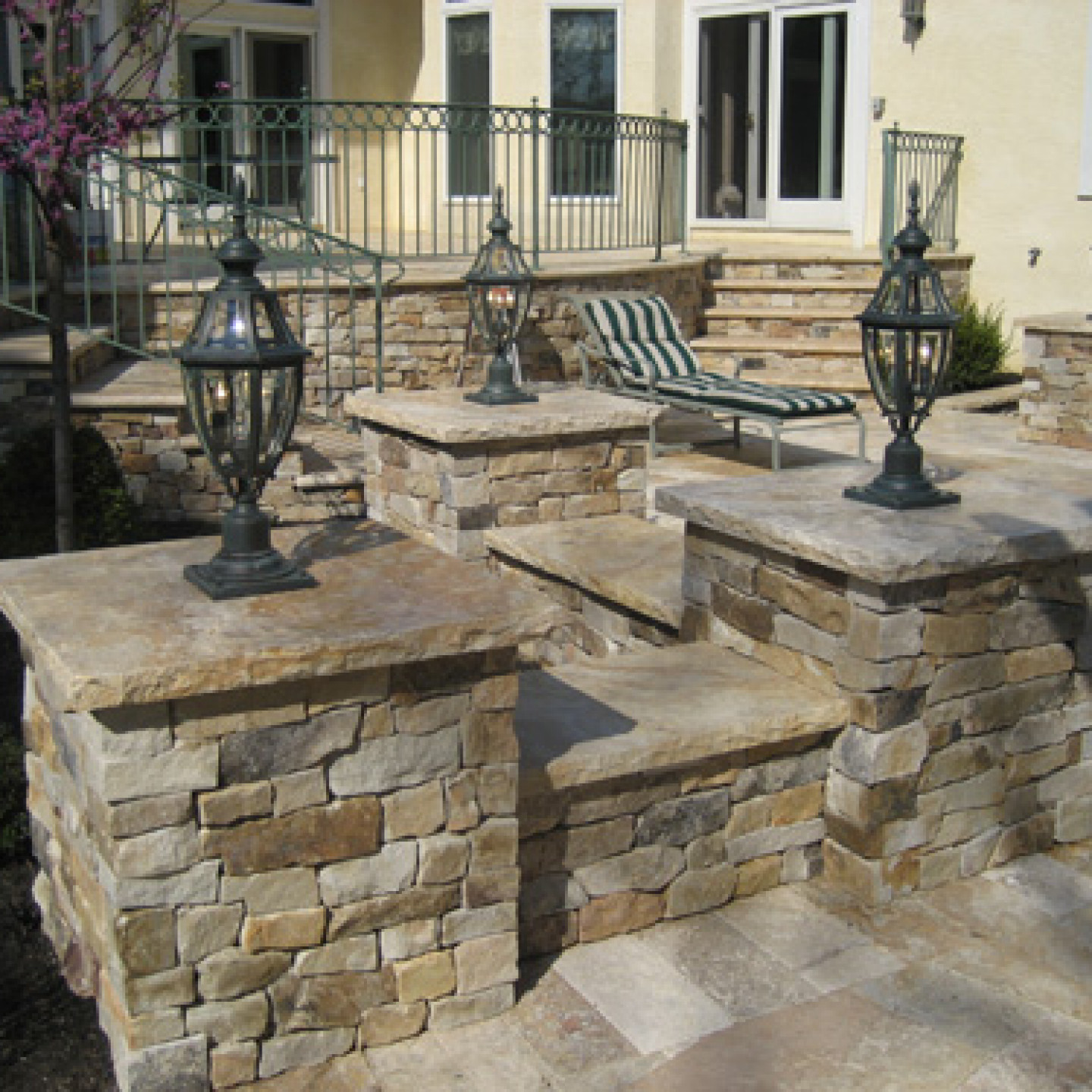 Find out why natural stone pavers are the right choice for your hardscaping project